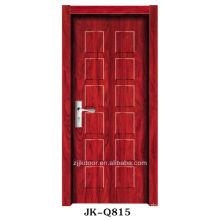 2013 interior melamine wooden door design