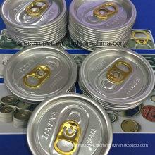 Lebensmittelqualität 206 # Aluminium Easy Open End