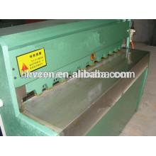 Máquina de corte por láser de fibra / cizalla eléctrica