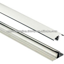 Aluminiumprofil für Verglasungsclip