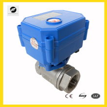 2 way water pool valve electric actuator 220v