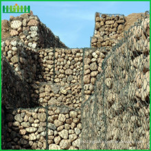 Rock fall gabion hexagonal mesh