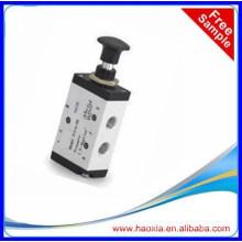 4R210-08 Series Pneumatic 5 way hand draw valve