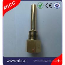 MICC thermocouple sheath, probe protection tube