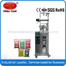 China Coal washing powder detergent filling packing machine