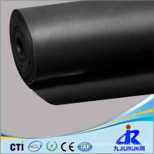 Black SBR Rubber Sheet with Abrasive Resistance