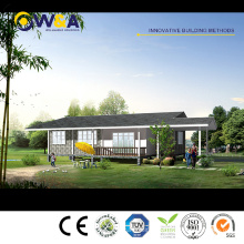 (WAS3507-122D)China Low Cost Prefabricated Modular Homes Design Project Located in Uganda