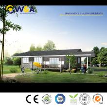 (WAS3507-122D)Китай низкая стоимость сборные модульные дома дизайн проект, расположенный в Уганде