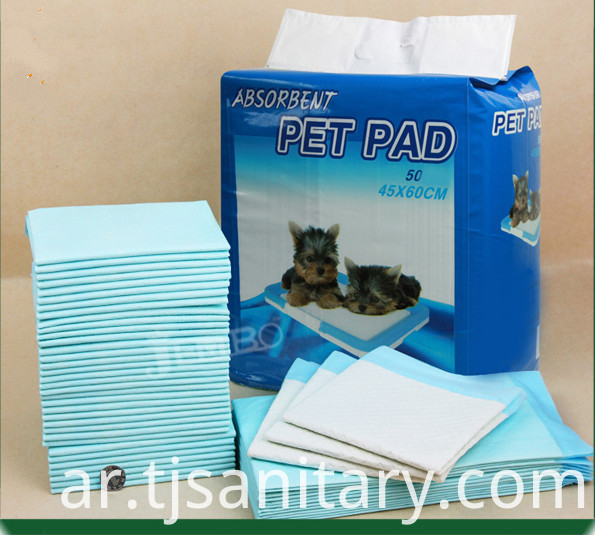 disposable pet pad