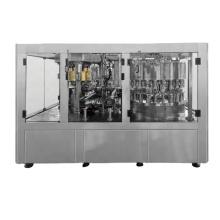 Машина для наполнения и закатывания алюминиевых банок в жестяные банки