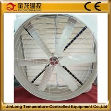 Ventilador de ventilación de Jinlong FRP / extractor de polvo de fibra de vidrio / ventilador industrial Venta