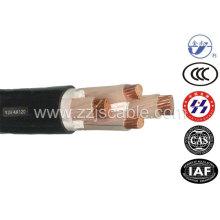8.7 / 15kv Mv Cables eléctricos eléctricos de PVC