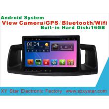 Système Android Car DVD Navigation GPS pour Toyota Corolla Ex Ecran tactile 9 pouces avec MP3 / MP4 / TV