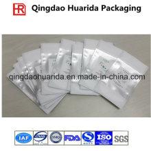 Bolso plástico del embalaje de la ropa impresa aduana, bolso de la ropa interior