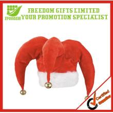 100% Polyester Christmas High Quality Cheap Christmas Hat