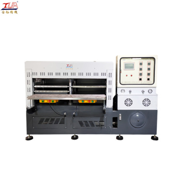 high quality kpu shoes upper pressure molding machine