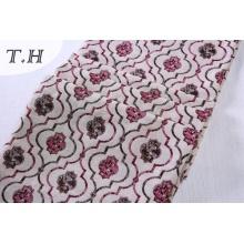 Tejido moderno de tapicería Jacquard para Sofá en 2017