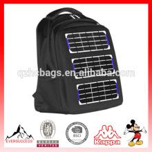 Venda quente mochila carregador solar
