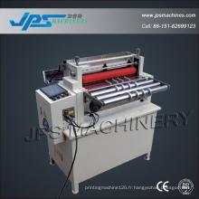 Jps-500b Rouleau à la machine de coupe transversale de feuille