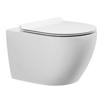 Handfree Toilet Tank Automatic Smart Toilet Bidet Seat