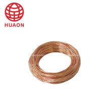 Barra de alambre de cobre puro de 8 mm varilla de cobre