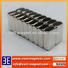 Hochleistungs-Block-Motor Neodym-Magnet / eine Gruppe von ndfeb Magnet zum Verkauf