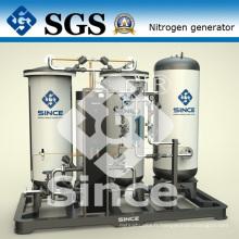 Purificateur d'azote de PSA conforme de la CE par la méthode de carbone Deoxo
