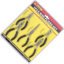 """Outils à main 5PCS Mini pinces Set 4.5 """"OEM Maintenance à domicile"""