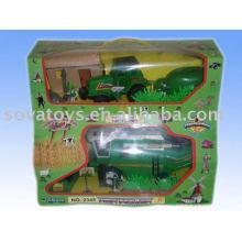 F/P toy logging trucks