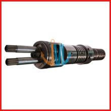 55/110 extrudeuse à double vis baril à vis conique