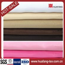 Tecido de poliéster / rayon para uniformes e roupas