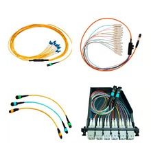 Optical Fiber MPO Patch Cord