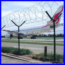 Electro galvanizado Y-tipo post aeroporto vedação com preço razoável na loja (fabricante)