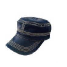 Chapéu militar lavado com logotipo (MT16)