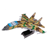 3D El rompecabezas de los nuevos aviones