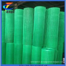 1/2 '' 1.2mm PVC beschichtetes geschweißtes Drahtgeflecht (CT-16)
