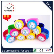 Reloj de Silicona Especial de Silicona Especializado de Fábrica Colorido 2015 / (DC-956)