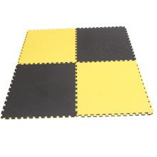 Alta qualidade intertravamento EVA antiderrapante personalizado tapetes de banho