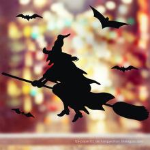Wasserdichte Wohnzimmer-Halloween-Dekorations-Aufkleber-kundenspezifische Vinylwand-Aufkleber