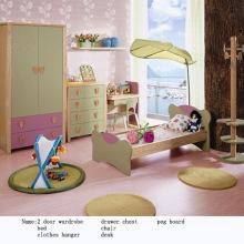 Armoire de rangement, meubles de chambre à coucher, armoire en bois (WJ278614)