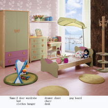 Storage Wardrobe, Bedroom Furniture, Wooden Wardrobe (WJ278614)