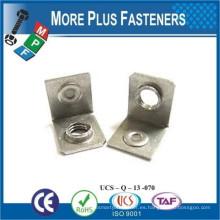Fabricado en Taiwan Auto Terminal Níquel chapado de acero personalizado de metal latón progresivo Estampación de piezas de metal