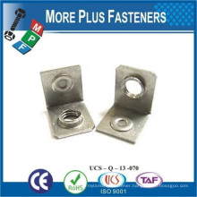 Made in Taiwan Auto Terminal Nickel Plated Customized Steel Metal Progressive Brass Stamping Metal Parts