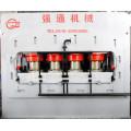 5 Schichten Veneer Laminat Türpresse Maschine