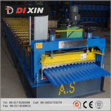 Dx 825-76-18 Corrugated Roof Roll Forming Machine