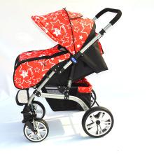 Carrinho de bebê barato estilo surpreendente novo com sistema de viagens