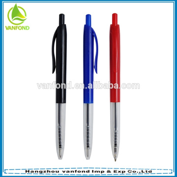 Chinese promotion plastic cheap writing pen