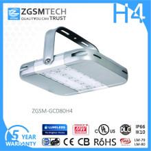 Lumiled Luxeon 3030 LED Chip 40W 80W 120W 160W 200W LED Alta Bahía Luz de inundación IP66 Ik10