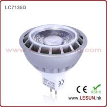 5W PFEILER 12V AC / DC LED Scheinwerfer / Kabinett Licht LC7135D