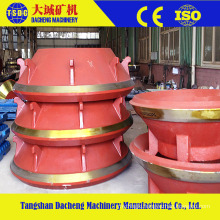 High Manganese Cone Crusher Parts Bowl Liner